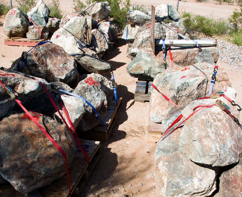 Wyoming Jade Boulders for sale